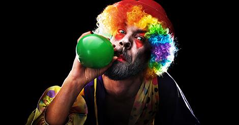 US Clown Attacks