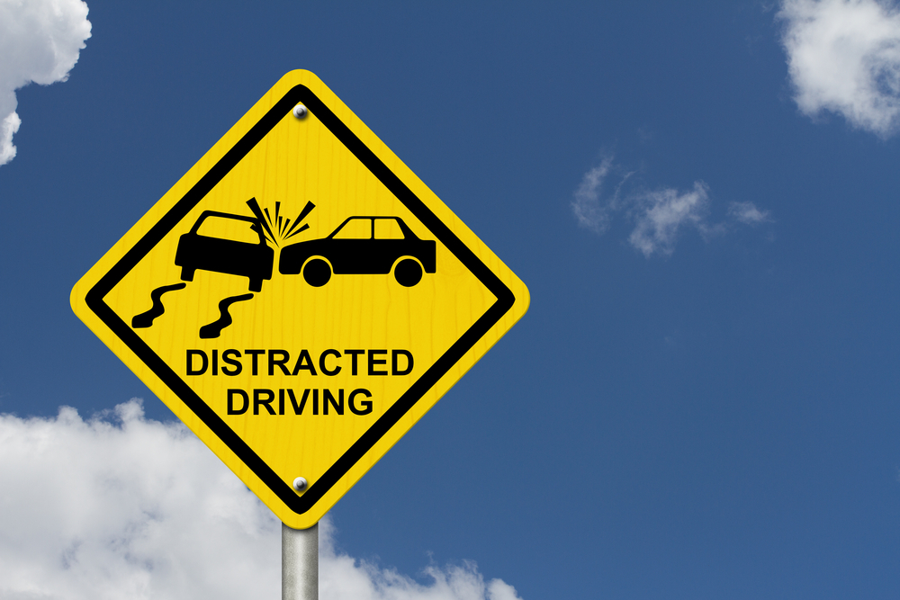 Citations for Distracted Driving on the Rise in Maryland