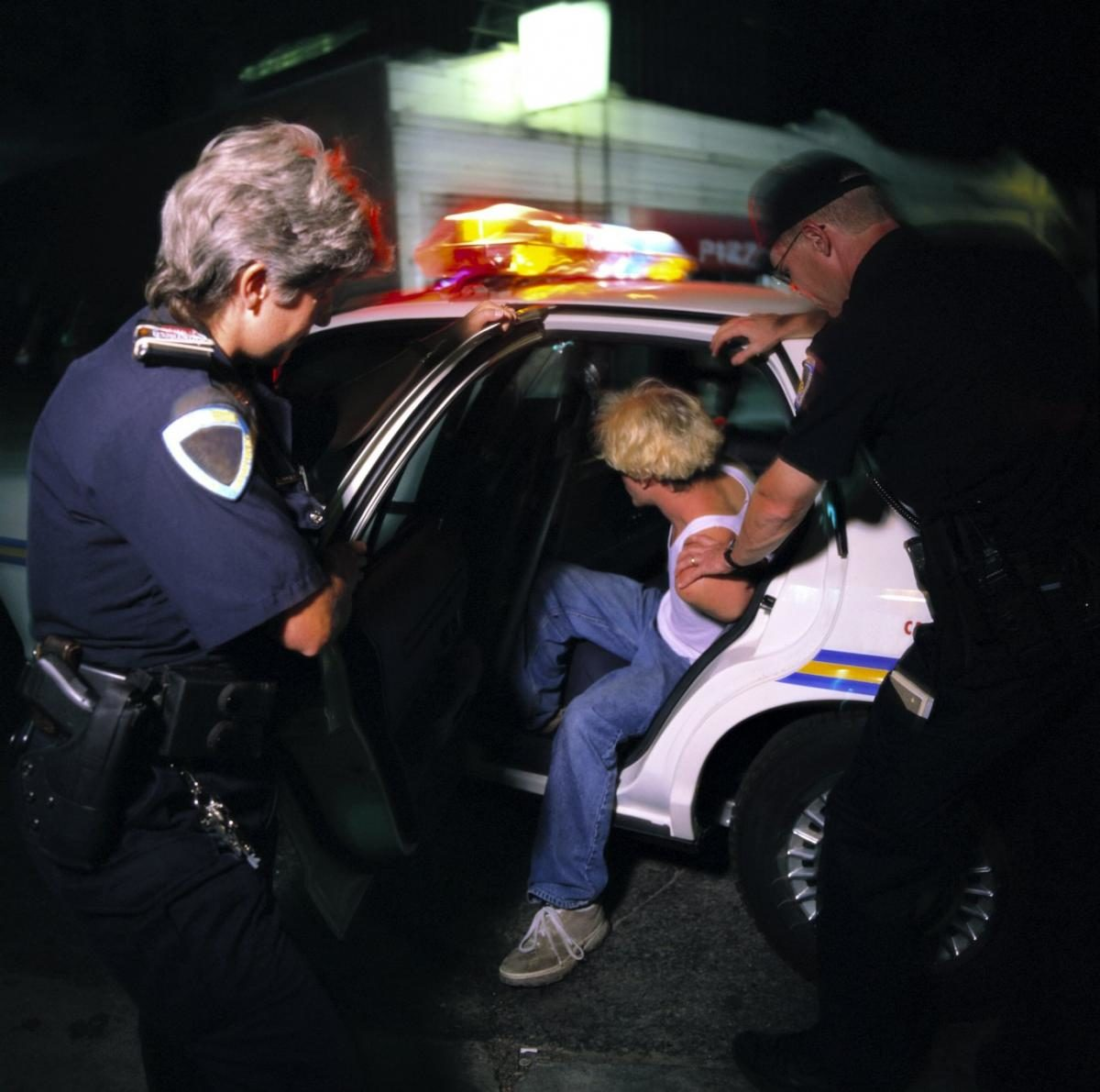Aggressive New Intoxicated Driving Campaign
