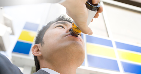 Highly Caffeinated Energy Drinks Linked to Higher Risk for DUI