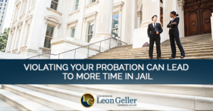 Probation Violation In Maryland
